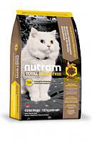 Корм NUTRAM (Нутрам) TOTAL GF Salmon Trout Cat холистик для котов лосось с форелью, 1,8 кг