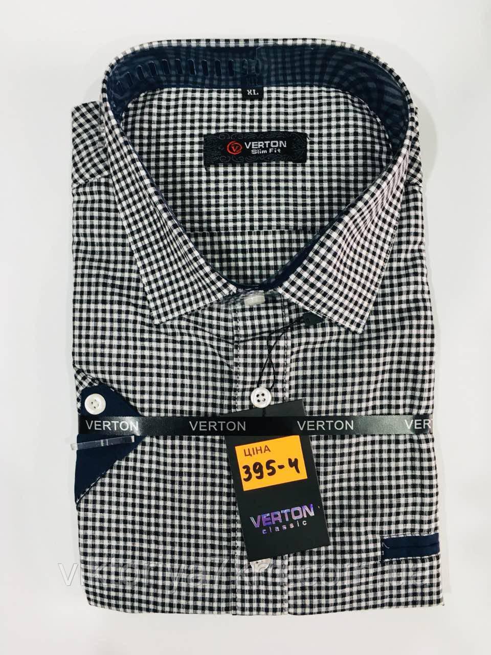 "Рубашка подростковая на мальчика (37-41р) ""Merson"" RS2-1725"