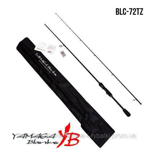 Удилище Yamaga Blanks Blue Current TZ BLC-72/Tz