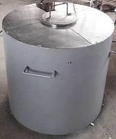 Тигельная печь для плавки меди и сплавов СМТ 0.1
