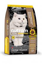 Корм NUTRAM (Нутрам) TOTAL GF Salmon Trout Cat холистик для котов лосось с форелью, 6,8 кг