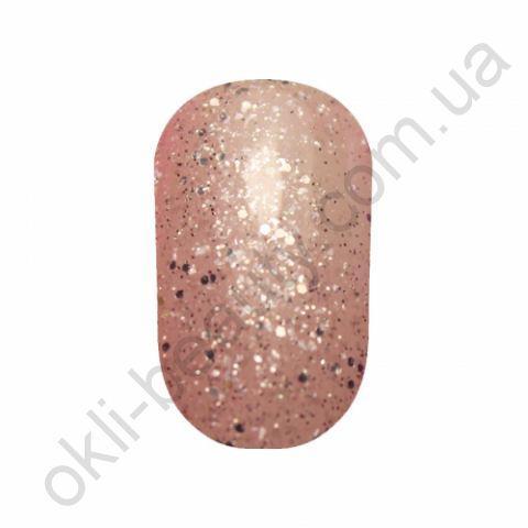 Гель-лак Tertio #171 (полупрозрачный розовый с шиммером), 10 мл