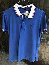 Мужская тениска Tommy Hilfiger.3 расцветки , фото 2