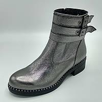 Ботинки женские Darina 4 серебро