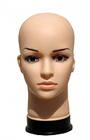 Манекен голова женская Evropa