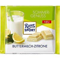 Шоколад Ritter Sport Buttermilch-Zitrone