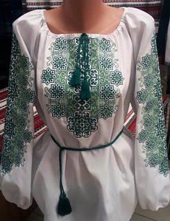 Жіноча вишиванка (модель 47) від