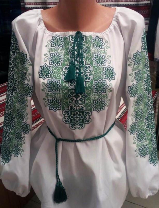 92567059b29a00 Жіноча вишиванка (модель 47) від
