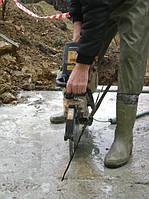 Алмазна різка бетону, фото 1