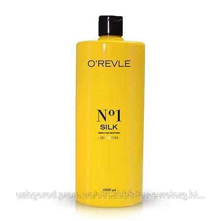 Шампунь для сухих и тусклых волос OREVLE № 1 SILK 1000мл