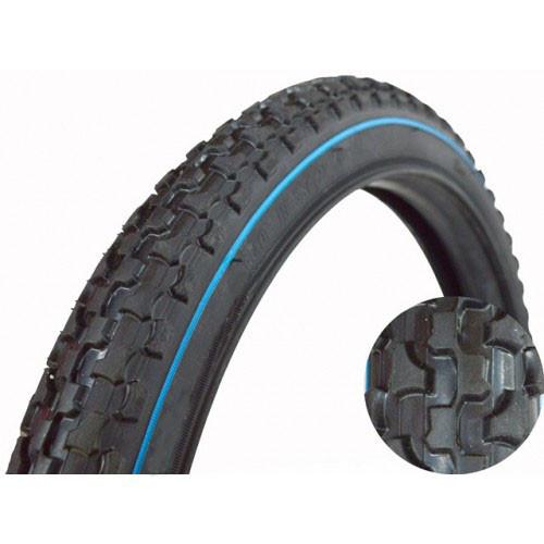 """Велосипедная покрышка 20""""х2.125 DSI/Deli Tire """"Шиповка с полосой"""""""