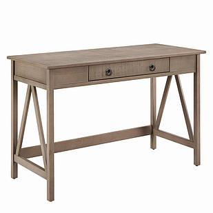 """Дизайнерський письмовий стіл """"Леонардо"""" з дерева"""
