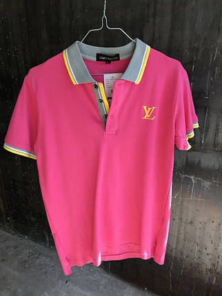 Мужская тениска Louis Vuitton.2 расцветки , фото 2