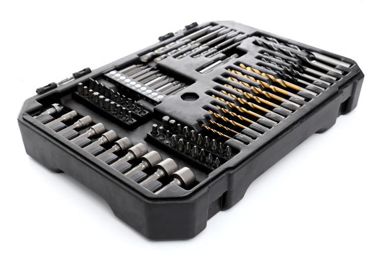 Сверла и биты набор 81 шт. KD992