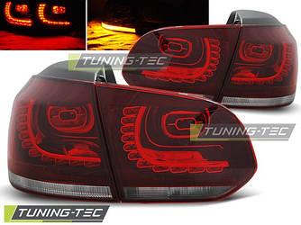 Фонари стопы тюнинг оптика Volkswagen Golf 6