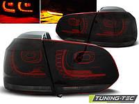 Фонари стопы тюнинг оптика VW Golf 6