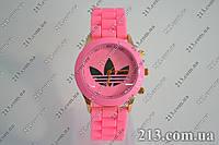 часы Adidas силиконовый ремешок