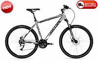 Велосипед Kellys 17 Viper 50 Grey 27.5 19.5
