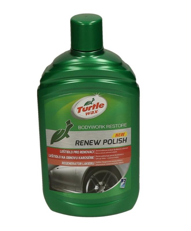 Восстановитель цвета TURTLE WAX  RENEW POLISH