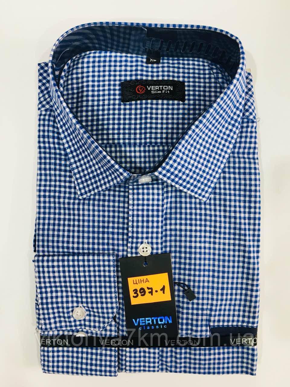 """Рубашка мужская (M-3XL) """"Merson"""" RS2-1725"""