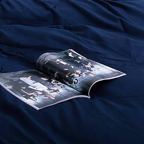 Семейный комплект постельного белья (2 пододеяльника) сатин, фото 2