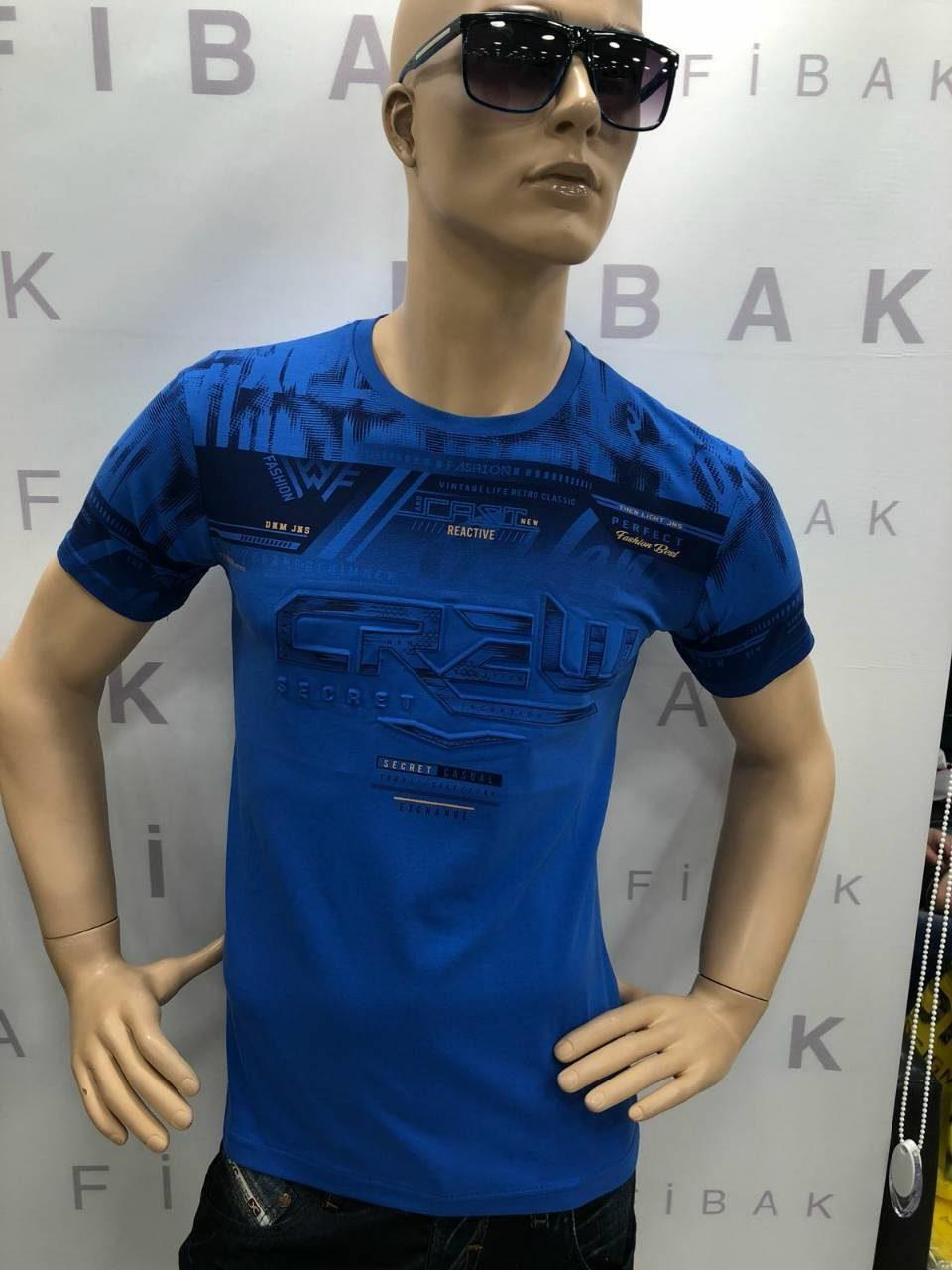 Мужская футболка CREW