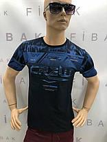 Чоловіча футболка CREW, фото 3