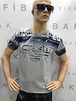 Чоловіча футболка CREW, фото 2