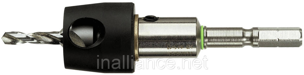 Свердло-зенкер 3,5 мм з обмежувачем глибини свердління BTA Festool 492523