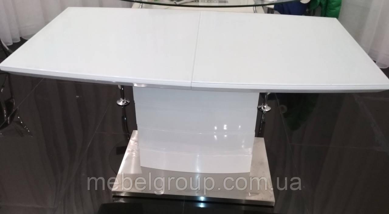 Стіл ТМ-50-2 білий 110/150x70