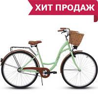 """Велосипед Goetze 28""""Eco + фара и корзина в подарок"""