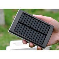 Power Bank 90000 mAh с солнечной панелью и LED лампой