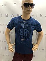 Мужская футболка SR, фото 2