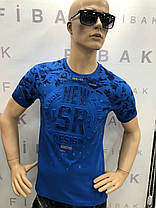 Мужская футболка SR, фото 3