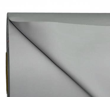 Тканина ПВХ для надувних човнів 50х2,18м темно-сіра 800гр, фото 2