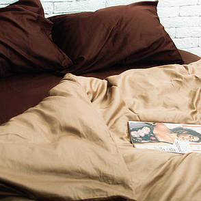 Семейный комплект постельного белья (2 пододеяльника) сатин. Акция: Бесплатная доставка!, фото 2