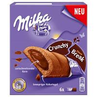 Milka Crunchy chосo break