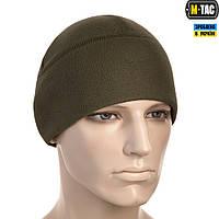 M-TAC ШАПКА WATCH CAP ELITE ФЛИС (260Г/М2) ARMY OLIVE