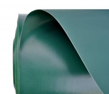 Ткань ПВХ (PVC) 50х2,05м зеленая 950гр, фото 2