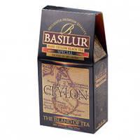 """Чай чорний Basilur Чайний острів """"Особливий"""" 100 гр"""