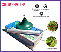 Отпугиватель кротов на солнечной батарее Solar Repeller