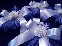 Украшение свадебных машин Rose (1 шт)