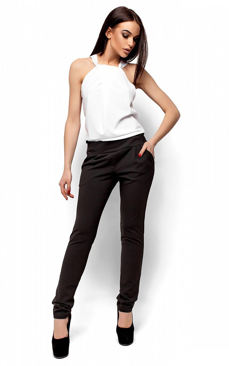 (S, M, L) Молодіжні чорні брюки Milfor