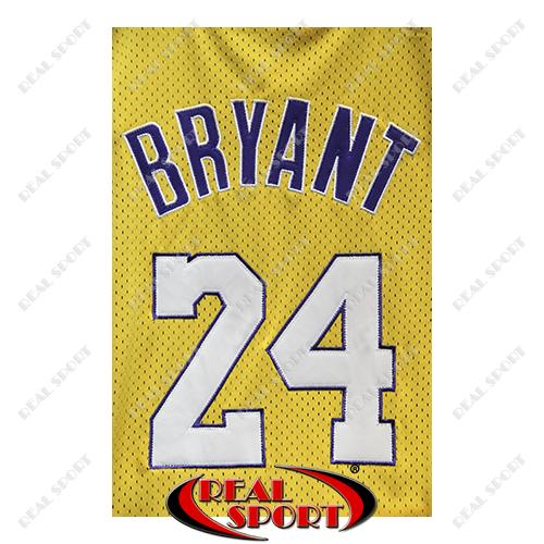87f5613f Баскетбольная форма НБА Лос-Анджелес Лейкерс, Коби Брайант, желтая, ...