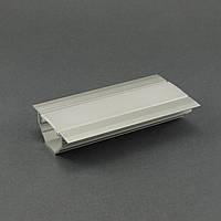 Профиль для светодиодной ленты PL-50 (с крышкой), фото 1