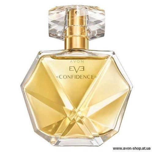 Avon Eve Confidence парфюмерная вода 50 ml (Эйвон Еве Конфиденс)