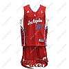 Баскетбольная форма Лос-Анджелес Клипперс, Блэйк Гриффин №32, красная