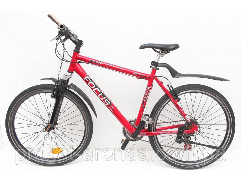 """Детский подростковый велосипед """"Focus"""" 24 дюйма"""