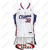 Баскетбольная форма НБА Лос-Анджелес Клипперс, Блэйк Гриффин №32, белая