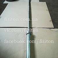 Оцинкованный олимпийский гриф 2.2 м для кроссфит , фото 1